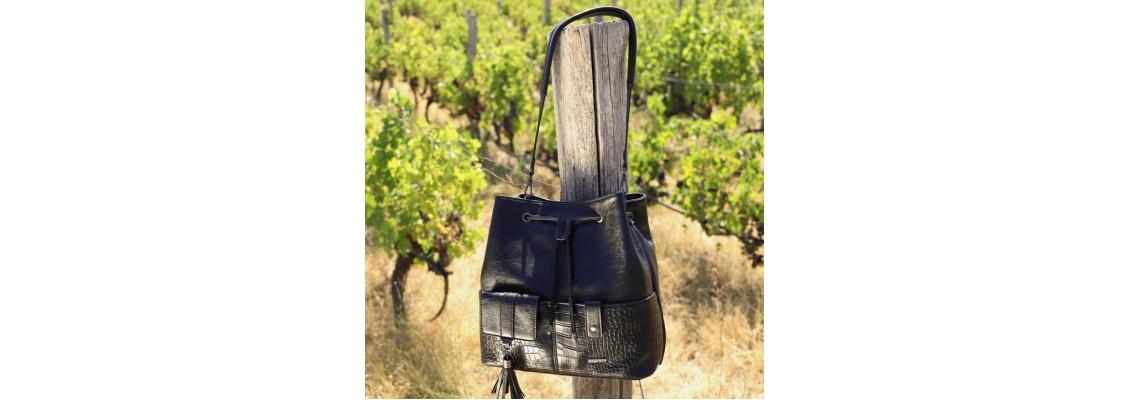Η νέα τάση στη τσάντα! #πουγκί