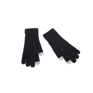 Γάντια μαύρα 62634